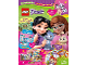 Book No: mag2020frnd03nl  Name: Lego Magazine Friends 2020 Issue 3 (Dutch)