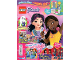 Book No: mag2020frnd04pl  Name: Lego Magazine Friends 2020 Issue 4 (Polish)