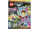 Book No: mag2020hs01pl  Name: Lego Magazine Hidden Side 2020 Issue 1 (Polish)