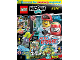 Book No: mag2020hs02nl  Name: Lego Magazine Hidden Side 2020 Issue 2 (Dutch)