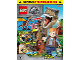 Book No: mag2020jw01nl  Name: Lego Magazine Jurassic World 2020 Issue 1 (Dutch)