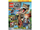Book No: mag2020jw01pl  Name: Lego Magazine Jurassic World 2020 Issue 1 (Polish)