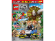 Book No: mag2020jw02nl  Name: Lego Magazine Jurassic World 2020 Issue 2 (Dutch)