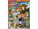 Book No: mag2020jw02pl  Name: Lego Magazine Jurassic World 2020 Issue 2 (Polish)