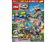 Book No: mag2020jw03nl  Name: Lego Magazine Jurassic World 2020 Issue 3 (Dutch)