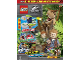 Book No: mag2020jw04nl  Name: Lego Magazine Jurassic World 2020 Issue 4 (Dutch)