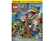 Book No: mag2020jw05de  Name: Lego Magazine Jurassic World 2020 Issue 5 (German)
