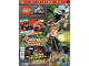 Book No: mag2020jw05pl  Name: Lego Magazine Jurassic World 2020 Issue 5 (Polish)