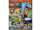 Book No: mag2020jw06pl  Name: Lego Magazine Jurassic World 2020 Issue 6 (Polish)