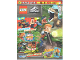 Book No: mag2020jw09de  Name: Lego Magazine Jurassic World 2020 Issue 9 (German)
