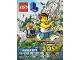 Book No: mag2020life03de  Name: Lego Life Magazine 2020 Issue 3 Jul - Okt (German)