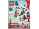 Book No: mag2020life04de  Name: Lego Life Magazine 2020 Issue 4 Nov - Dez (German)