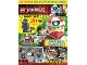Book No: mag2020njo07nl  Name: Lego Magazine Ninjago 2020 Issue 7 (Dutch)
