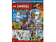 Book No: mag2020njo08nl  Name: Lego Magazine Ninjago 2020 Issue 8 (Dutch)