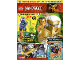 Book No: mag2020njo12pl  Name: Lego Magazine Ninjago 2020 Issue 12 (Polish)