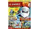 Book No: mag2020njo58de  Name: Lego Magazine Ninjago 2020 Issue 58 (German)