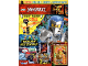 Book No: mag2020njo71de  Name: Lego Magazine Ninjago 2020 Issue 71 (German)