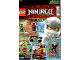Book No: mag2020njol02pl  Name: Lego Magazine Ninjago Legacy 2020 Issue 2 (Polish)