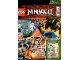 Book No: mag2020njol03pl  Name: Lego Magazine Ninjago Legacy 2020 Issue 3 (Polish)