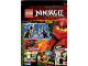 Book No: mag2020njol05de  Name: Lego Magazine Ninjago Legacy 2020 Issue 5 (German)