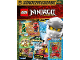 Book No: mag2020njol06de  Name: Lego Magazine Ninjago Legacy 2020 Issue 6 (German)
