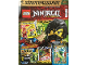 Book No: mag2020njol08de  Name: Lego Magazine Ninjago Legacy 2020 Issue 8 (German)