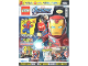 Book No: mag2020shav01de  Name: Lego Magazine Avengers 2020 Issue 1 (German)