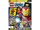 Book No: mag2020shav01nl  Name: Lego Magazine Avengers 2020 Issue 1 (Dutch)