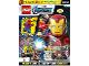 Book No: mag2020shav01nl  Name: Lego Magazine Avengers 2020 Issue 1 (Dutch)