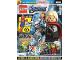 Book No: mag2020shav03de  Name: Lego Magazine Avengers 2020 Issue 3 (German)