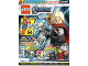 Book No: mag2020shav03pl  Name: Lego Magazine Avengers 2020 Issue 3 (Polish)