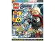 Book No: mag2020shav03pl  Name: Lego Magazine Avengers 2020 Issue 3 (Polish)