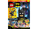 Book No: mag2020shba01nl  Name: Lego Magazine Batman 2020 Issue 1 (Dutch)