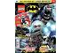 Book No: mag2020shba01pl  Name: Lego Magazine Batman 2020 Issue 1 (Polish)
