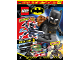 Book No: mag2020shba02nl  Name: Lego Magazine Batman 2020 Issue 2 (Dutch)