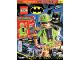 Book No: mag2020shba03pl  Name: Lego Magazine Batman 2020 Issue 3 (Polish)