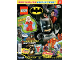 Book No: mag2020shba06pl  Name: Lego Magazine Batman 2020 Issue 6 (Polish)