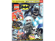 Book No: mag2020shba07de  Name: Lego Magazine Batman 2020 Issue 7 (German)