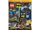 Book No: mag2020shba08de  Name: Lego Magazine Batman 2020 Issue 8 (German)