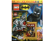 Book No: mag2020shba10de  Name: Lego Magazine Batman 2020 Issue 10 (German)