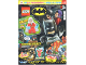 Book No: mag2020shba12de  Name: Lego Magazine Batman 2020 Issue 12 (German)