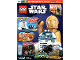 Book No: mag2020sw04pl  Name: Lego Magazine Star Wars 2020 Issue 4 (Polish)