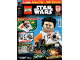 Book No: mag2020sw55de  Name: Lego Magazine Star Wars 2020 Issue 55 (German)