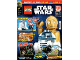 Book No: mag2020sw57de  Name: Lego Magazine Star Wars 2020 Issue 57 (German)