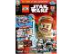 Book No: mag2020sw66de  Name: Lego Magazine Star Wars 2020 Issue 66 (German)