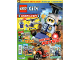 Book No: mag2021cty01pl  Name: Lego Magazine City 2021 Issue 1 (Polish)
