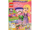 Book No: mag2021dp01pl  Name: Lego Magazine Disney Princess 2021 Issue 1 (Polish)