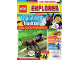 Book No: mag2021ex01de  Name: Lego Magazine Explorer 2021 Issue 1 (German)