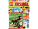 Book No: mag2021ex01pl  Name: Lego Magazine Explorer 2021 Issue 1 (Polish)