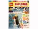 Book No: mag2021ex02se  Name: Lego Magazine Explorer 2021 Issue 2 (Swedish)